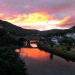 Helmsdale village Thomas Telford Bridge - Sunset - Photography - Holiday Accommodation in Scotland